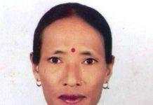 म्हेन्दोमाया समाज, नेपाल कास्कीका सदस्य सुनमायाको निधन
