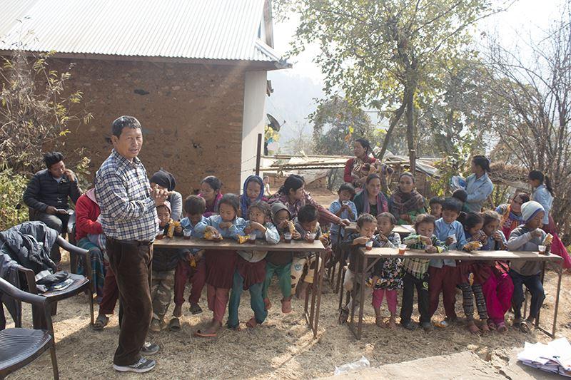 तेमालको विद्यालयहरुमा नयाँ शैक्षिक सत्रदेखि तामाङ मातृभाषामा पठानपाठन हुने