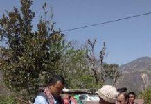 इकुडोलमा बिउवीजन वितरण तथा पशु स्वास्थ्य शिविर सम्पन्न