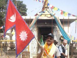 सापकोटाले शुरु गरे नमोबुद्ध–लुम्बिनी साहित्यिक दौड